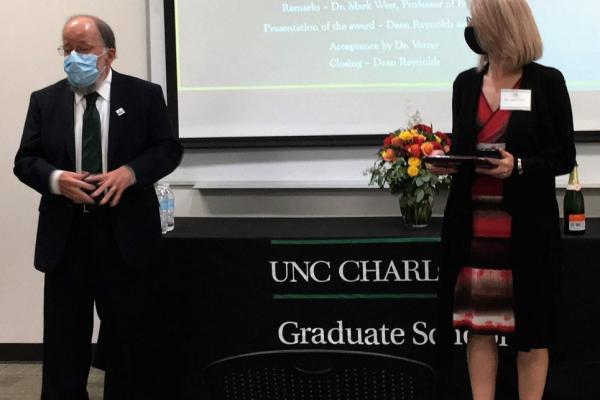 Lara Vetter - Thomas Reynolds Leadership Award