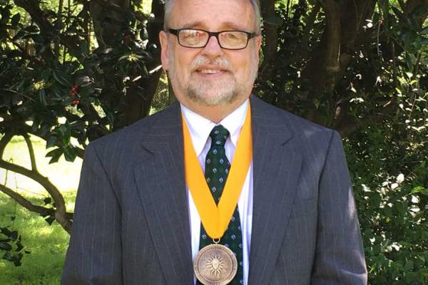Marl West Holshouser Award